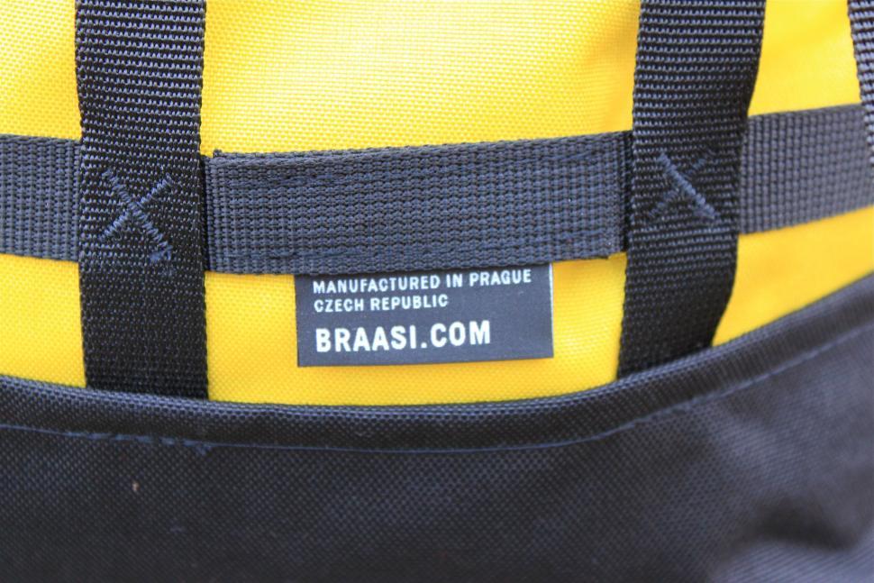 Braasi Industries The Webbing 18ltr Urban Backpack - Logo Tag (1).jpg