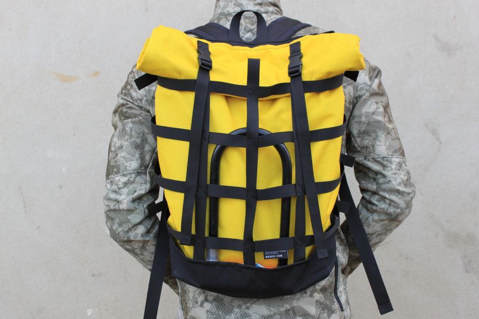 Braasi Industries The Webbing 18ltr Urban Backpack - Rear with Lock (1).jpg