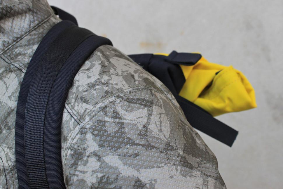 Braasi Industries The Webbing 18ltr Urban Backpack - Shoulder Strap Detail (1).jpg