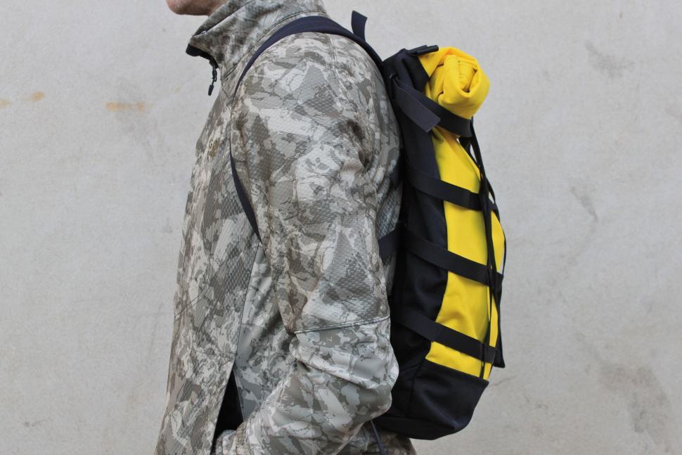 Braasi Industries The Webbing 18ltr Urban Backpack - Side (1).jpg