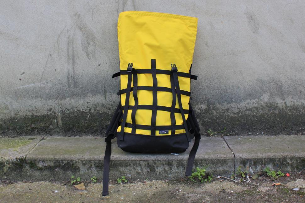 Braasi Industries The Webbing 18ltr Urban Backpack - Unrolled (1).jpg