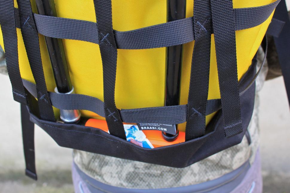 Braasi Industries The Webbing 18ltr Urban Backpack - Webbing Sleeve (1).jpg