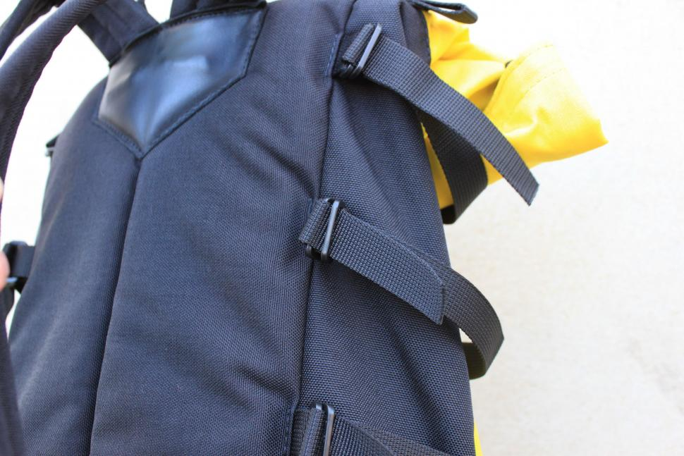 Braasi Industries The Webbing 18ltr Urban Backpack - Webbing Straps Side Adjusters (1).jpg
