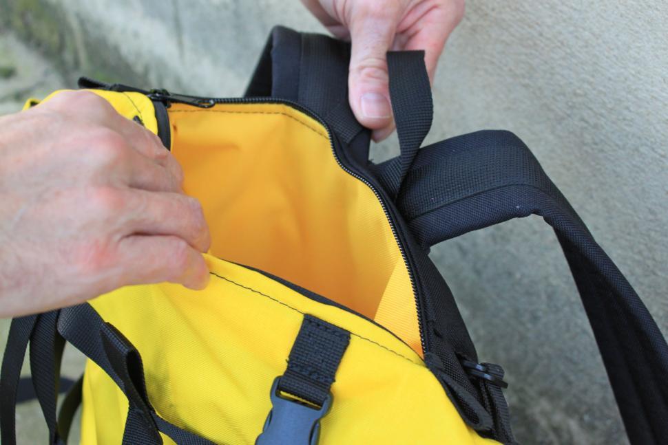 Braasi Industries The Webbing 18ltr Urban Backpack - Zipped Pocket (1).jpg