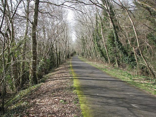 Bristol to Bath Railway Path (CC licensed by Ian Haskins via Flickr).jpg