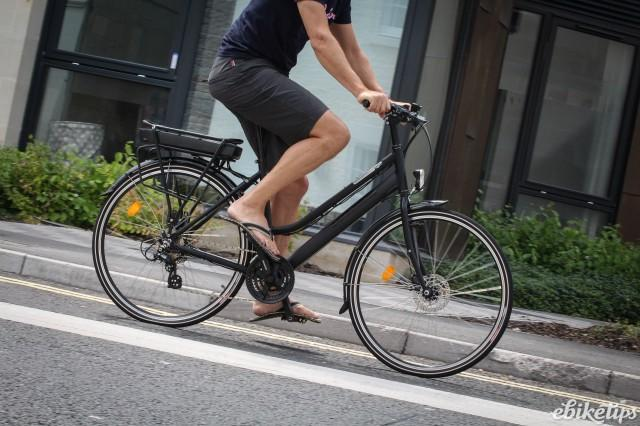 Bristol Cycles S'Park Street riding-3