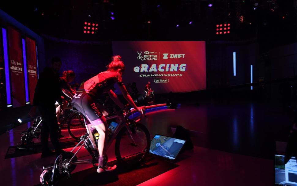 British Cyclling Zwift eRacing Championship 2019 (picture copyright Simon Wilkinson, SWPix (2).jpg