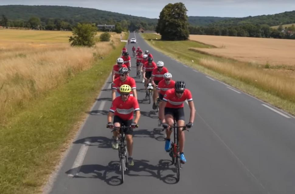 9e9f32609a8 Live blog  Brompton boss says enmity between motorists and cyclists is down  to Mamils  Kristoff s bike fails to survive sprint (+more vid of sprint  crash)
