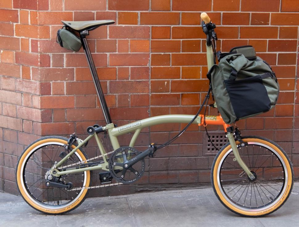 Brompton Folding Bicycles Page 2 Expedition Portal