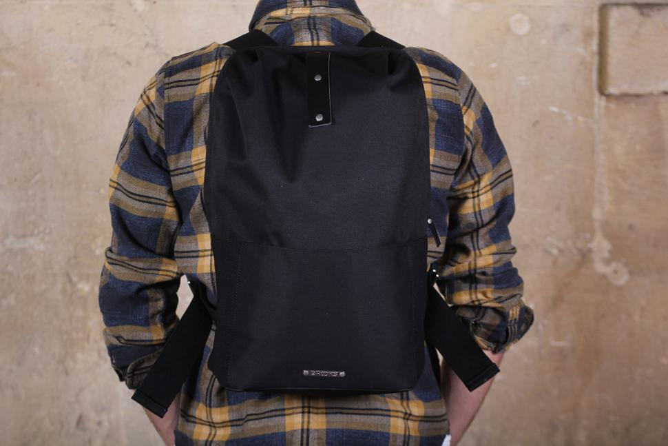 4e53b349f Review: Brooks Dalston Knapsack | road.cc
