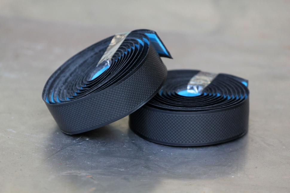 Review Brooks Cambium Rubber Bar Tape Road Cc