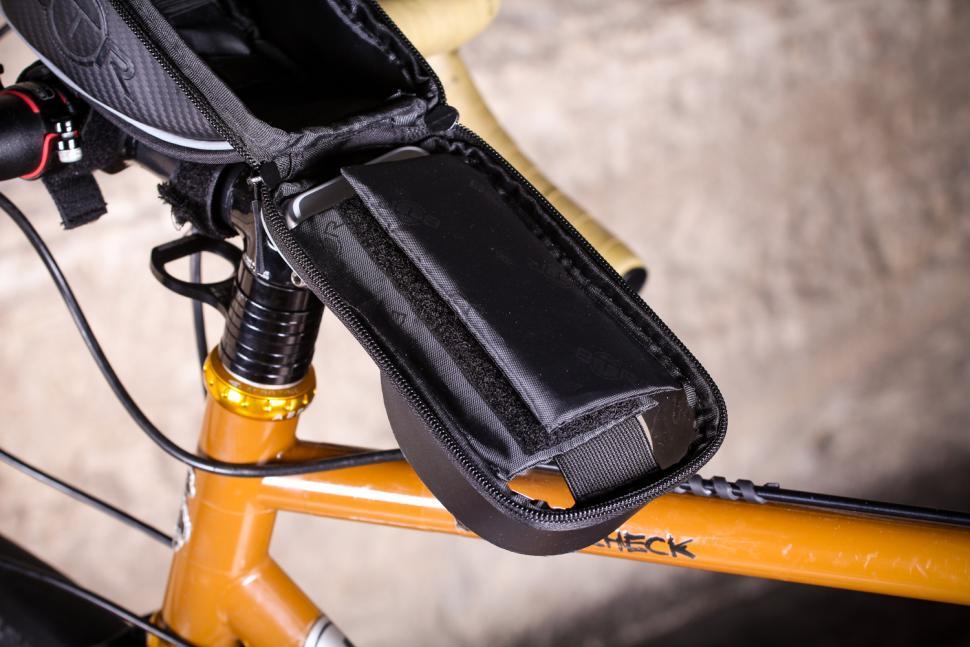 BTR Cycling Handlebar Bike Mobile Phone Bag and Bicycle Storage Bag