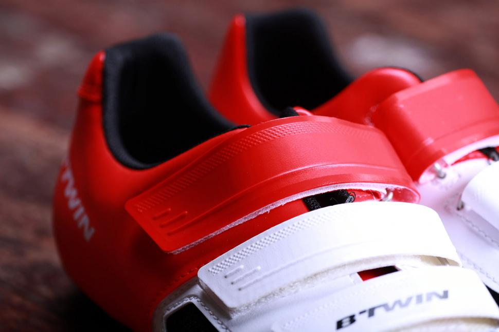 BTwin 500 Road Cycling Shoes - straps 2.jpg