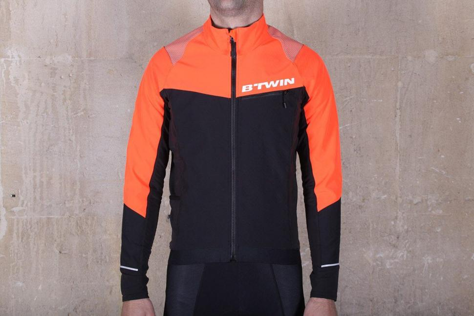 Review  BTwin 500 Warm Cycling Jacket  f5969e714