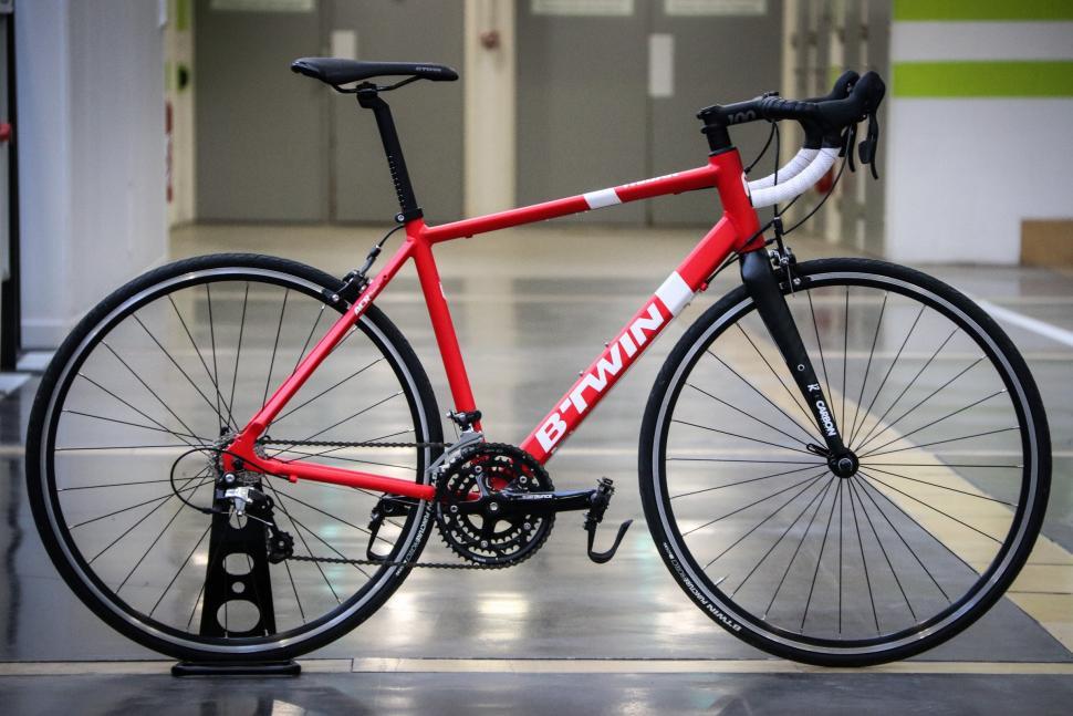 Decathlon launches 2017 B'Twin Triban road bike range with