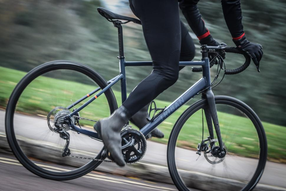3cb3a895b17 Review: Triban RC 520 Disc Road Bike | road.cc