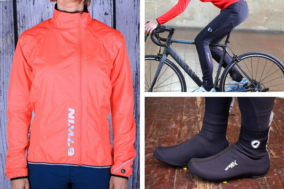 Buyer's guide to the best waterproof cycling clothing Sept 2018