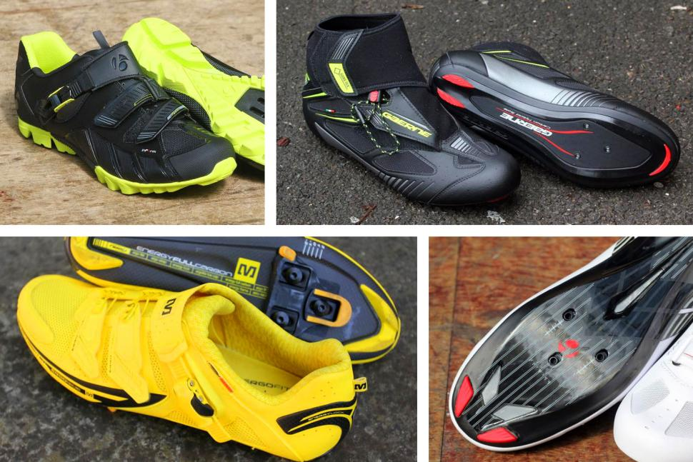 Buyer's Guide to Cycling Shoes