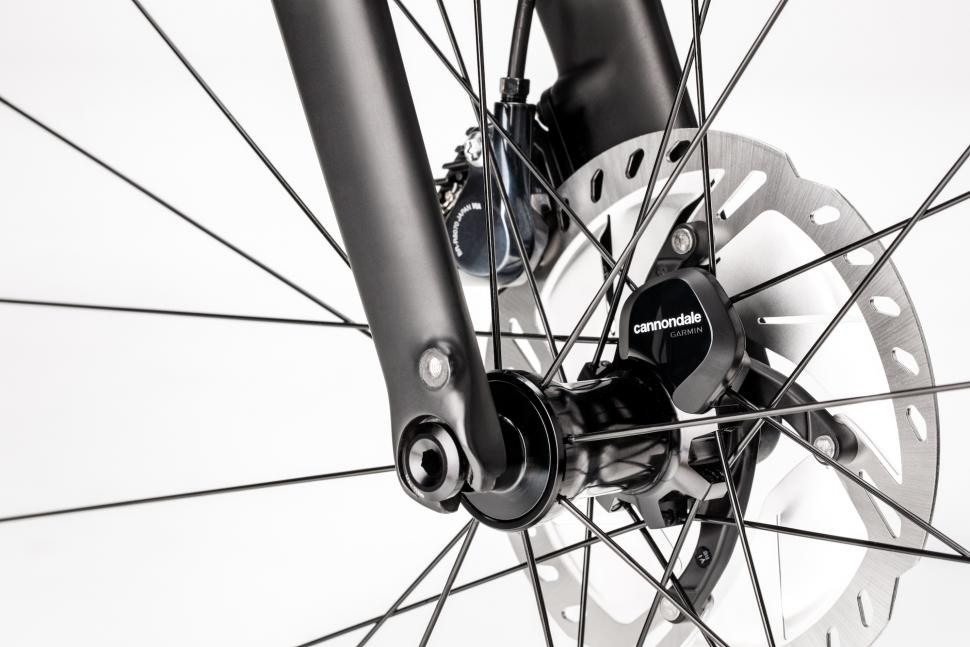 c4683f597e8 Cannondale Topstone Carbon First Look - 30mm Kingpin suspension ...