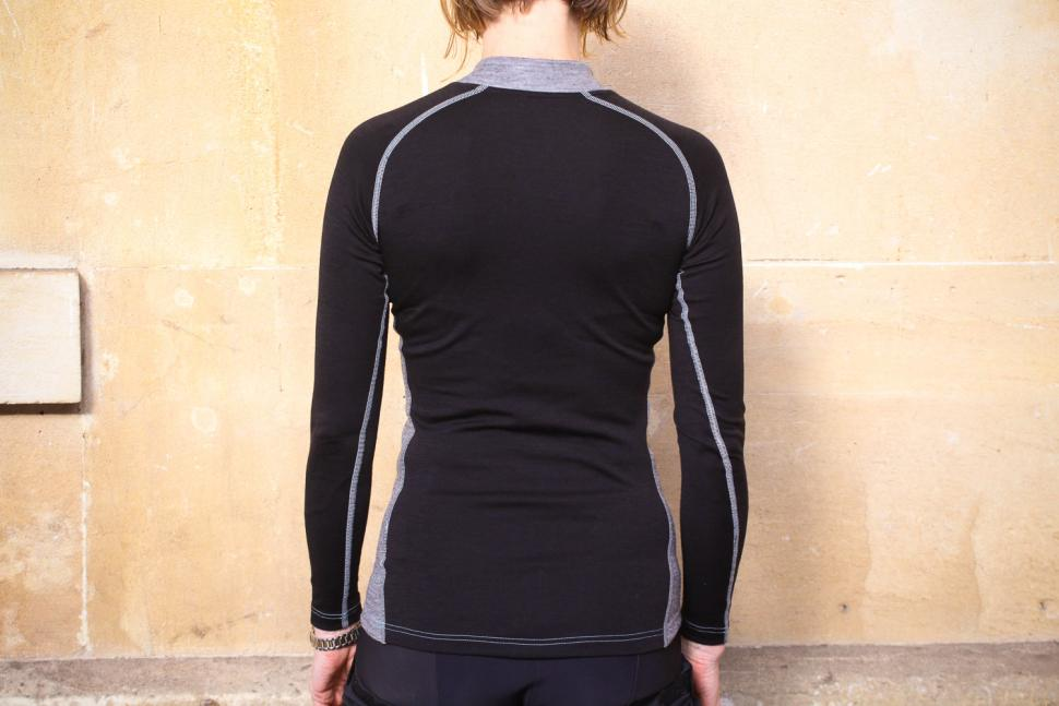 Cafe du Cycliste Womens Cosette Baselayer - back.jpg