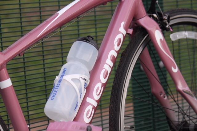 Calder Clarion - down tube decal.JPG