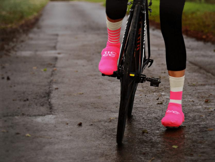 This Is Cambridge Oversocks - Pink Clipped.png