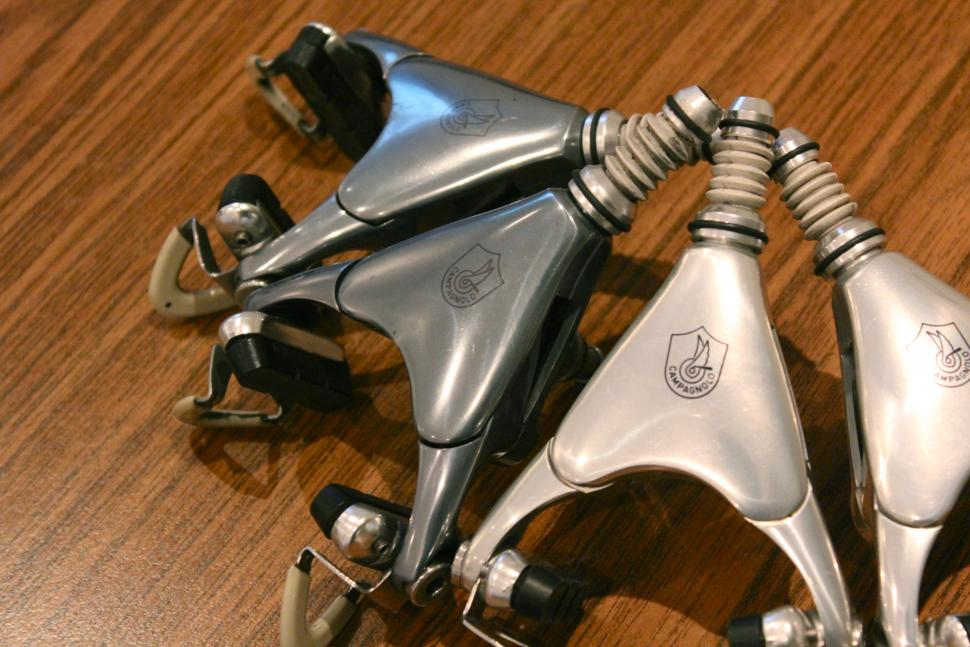 "Campagnolo delta brakes (CC BY-NC-ND 2.0 by ""Classics""