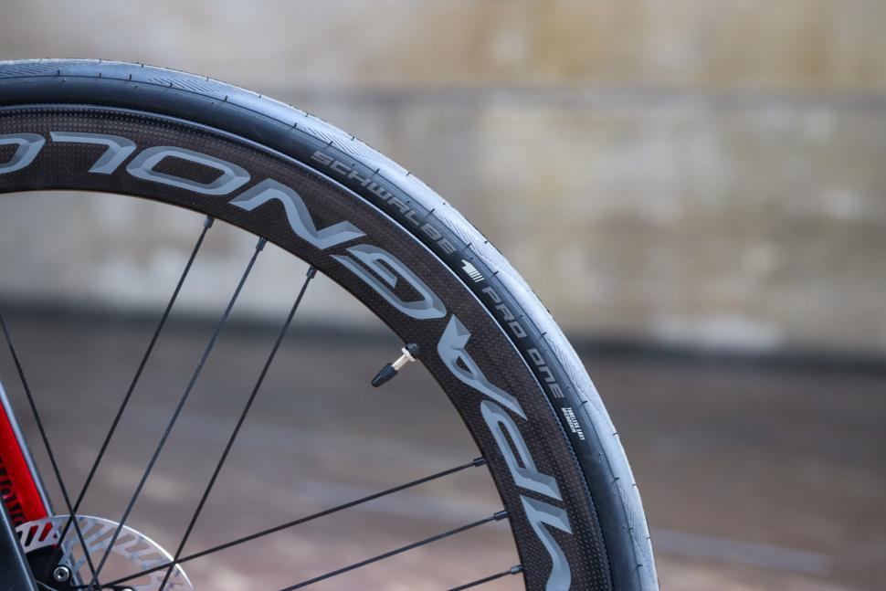Schwalbe Pro One Evo MicroSkin TL-Easy Folding Road Tyre