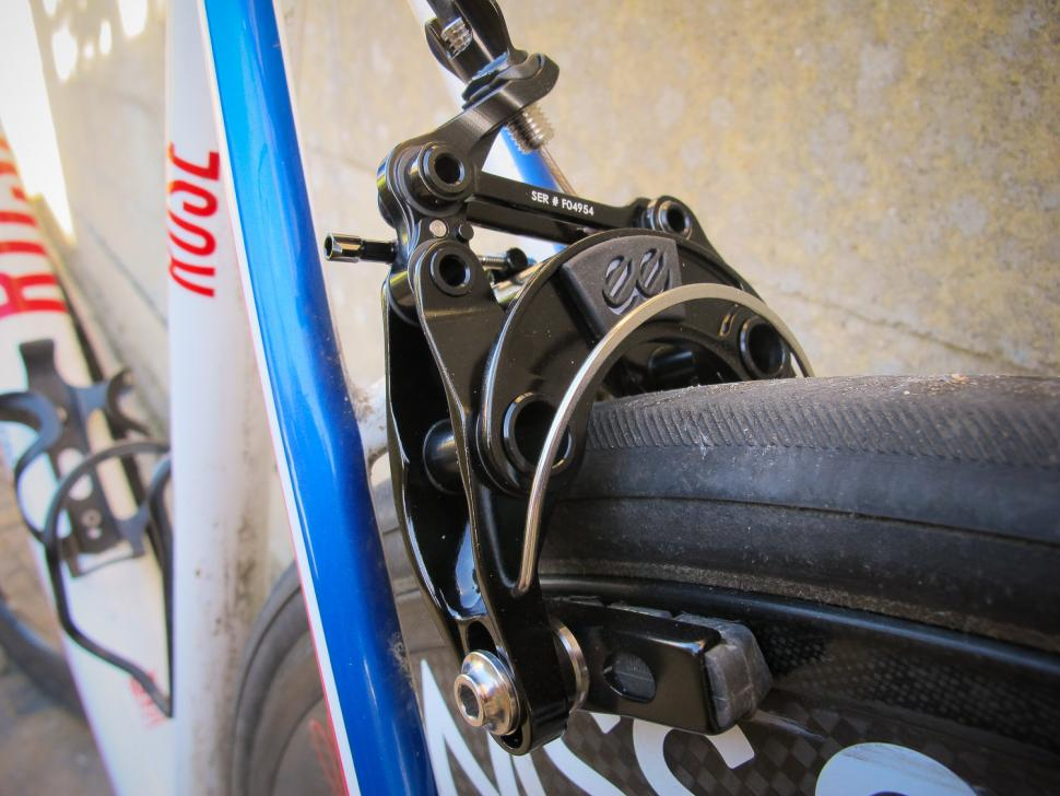 Bicycle Silver Front Cycling Bike U Brake Caliper Lever Braking Cable Kit