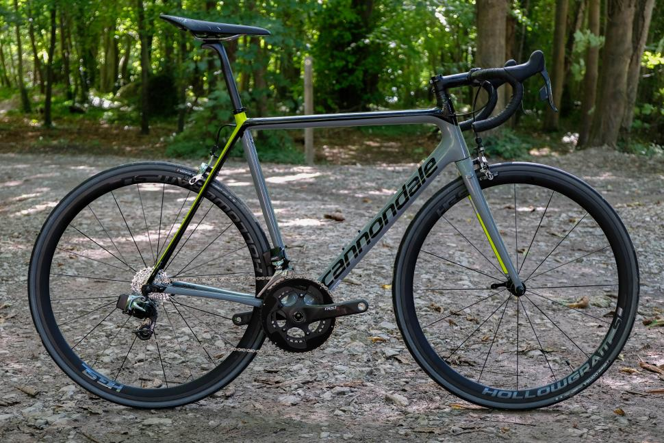 3fa0a1d83f8 Cannondale 2018: Featuring the new Synapse, Supersix Evo, CAAD 12 ...