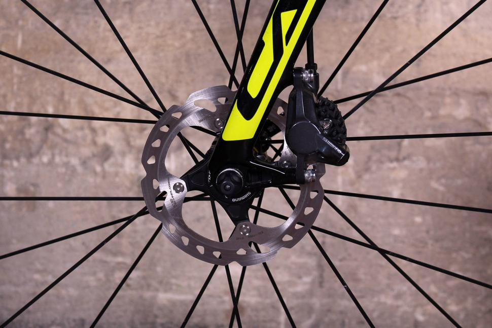 Cannondale CAAD12 Disc - front disc.jpg