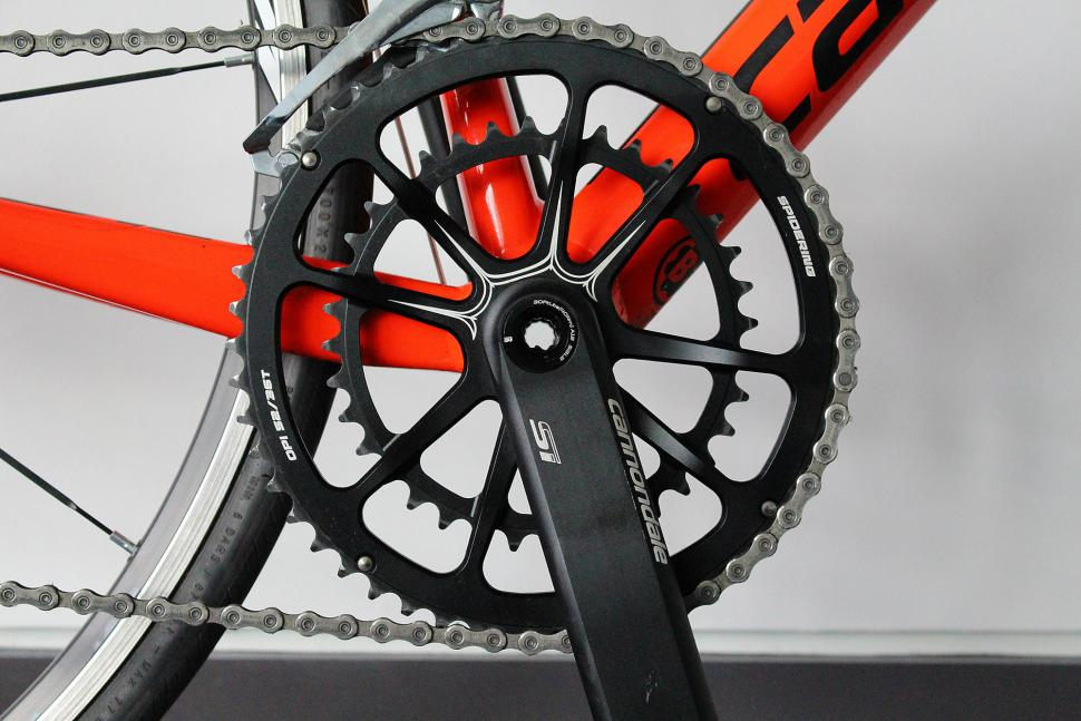 Cannondale CAAD12 Ultegra 3 - chainset.jpg