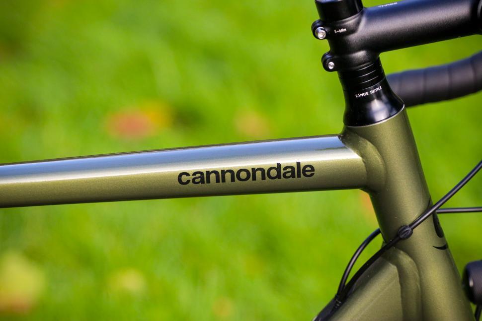 Cannondale CAAD13 Disc 105 - top tube.jpg