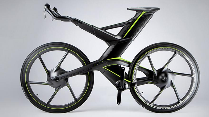 Cannondale CERV concept bike