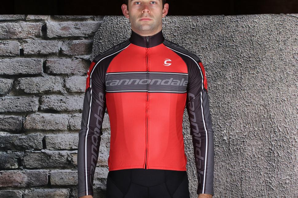 Review  Cannondale Performance 2 Long Sleeve Jersey  bfe8a0692