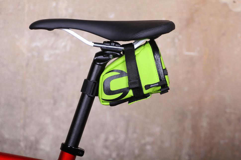 ae340731ff2 Review: Cannondale Speedster 2 Seat Bag | road.cc