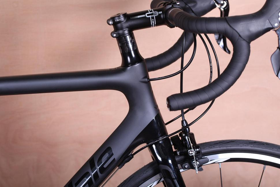 Cannondale SuperSix Evo 105 - head tube.jpg