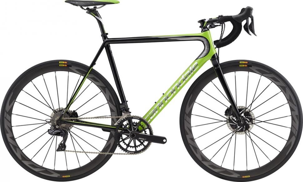 Cannondale SuperSix Evo Hi-Mod Disc