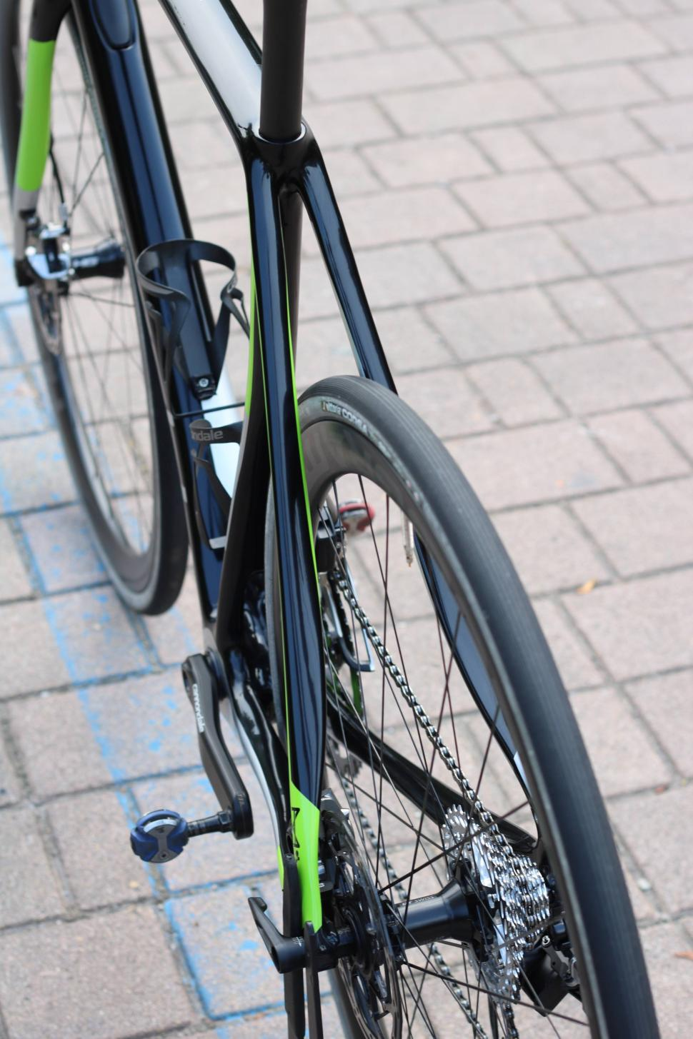1f1ab0afef5 Cannondale Synapse 2018: Lighter and stiffer frame, wider tyres and ...