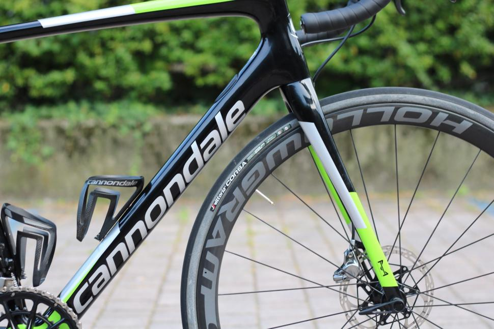 Cannondale Synapse 2018 Lighter And Stiffer Frame Wider
