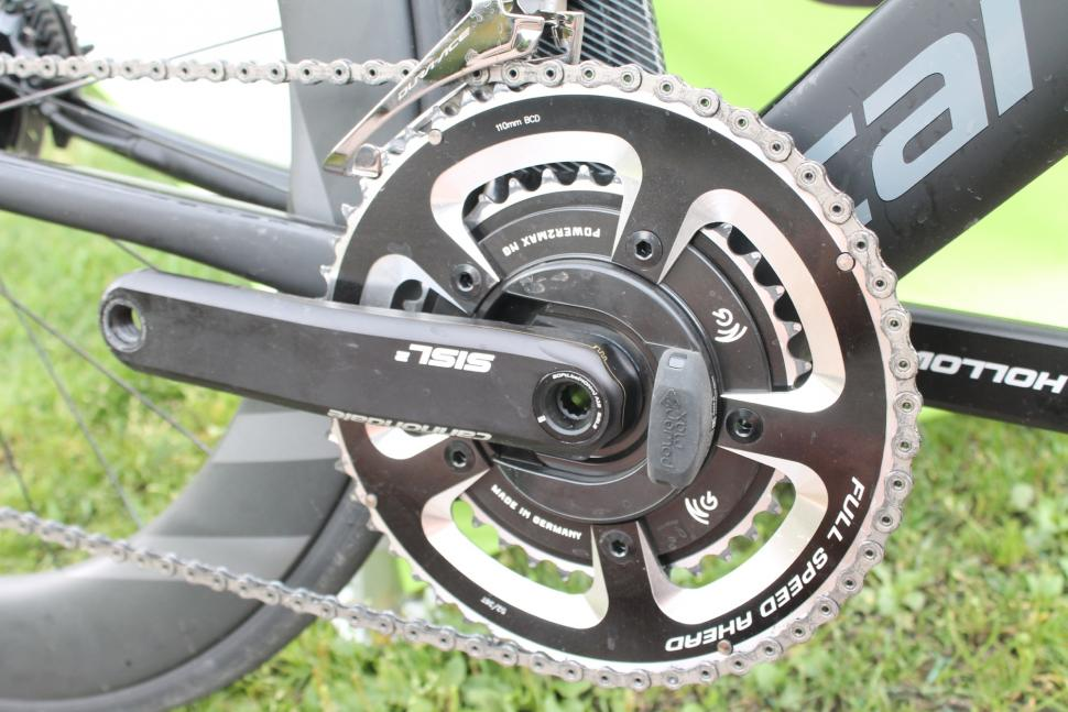 Cannondale SystemSix 2019 powermeter - 1