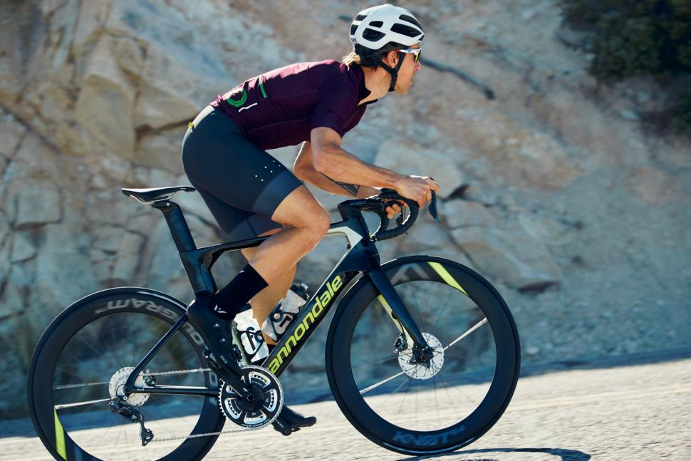 17ebc348408 cannondale_systemsix_2019_action_-_2.jpg. Cannondale has officially  revealed the SystemSix ...