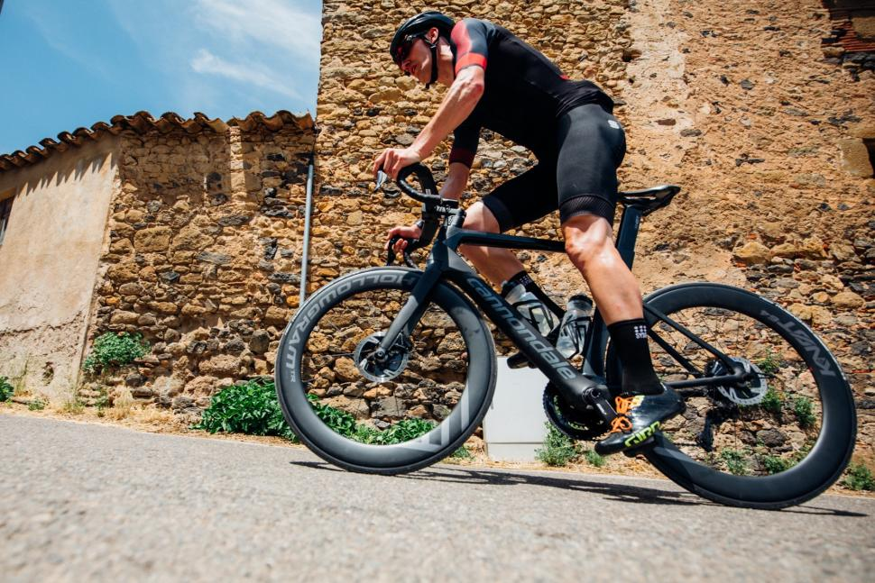 First Ride: Cannondale SystemSix
