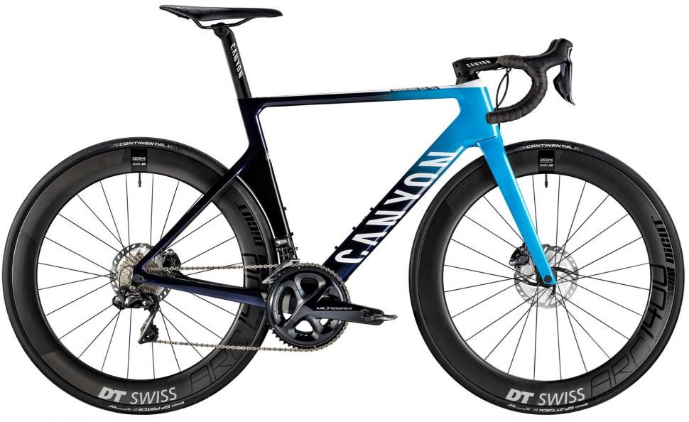 Canyon Aeroad CF SL Disc 8 Di2 2019