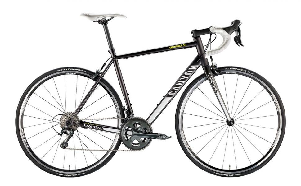 Canyon's 2017 Bike Sale Deal Clincher Takeover | road cc