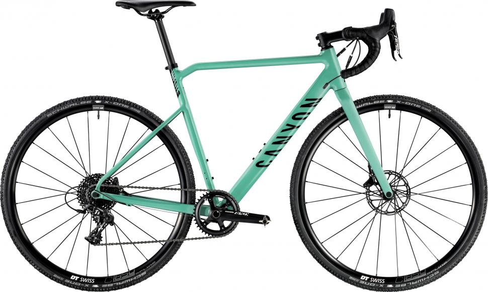 Canyon Inflite AL SLX 5.0 Race copy