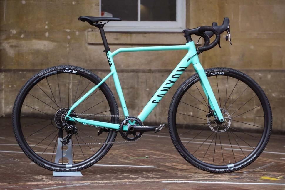 Review: Canyon Inflite AL SLX 6 0 Race | road cc
