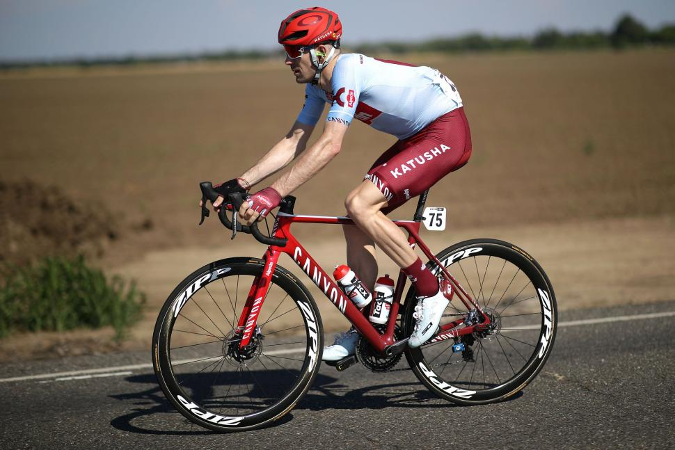 canyon katusha team bike