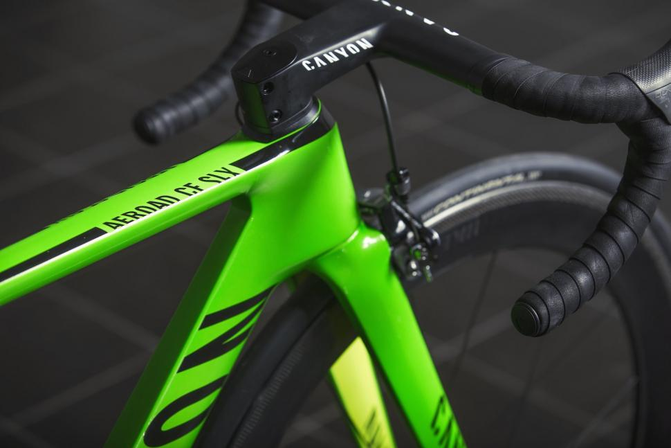 Canyon reveals custom painted bikes for Rio athletes  7f1e74a50d206