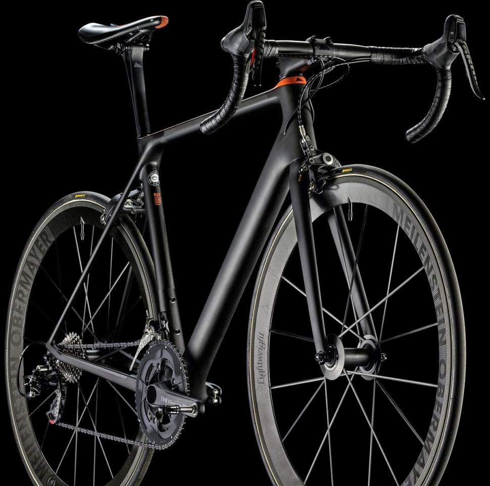 6 of the lightest road bikes — bike makers challenge the